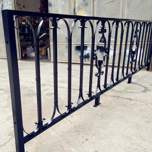 锌合金阳台护栏